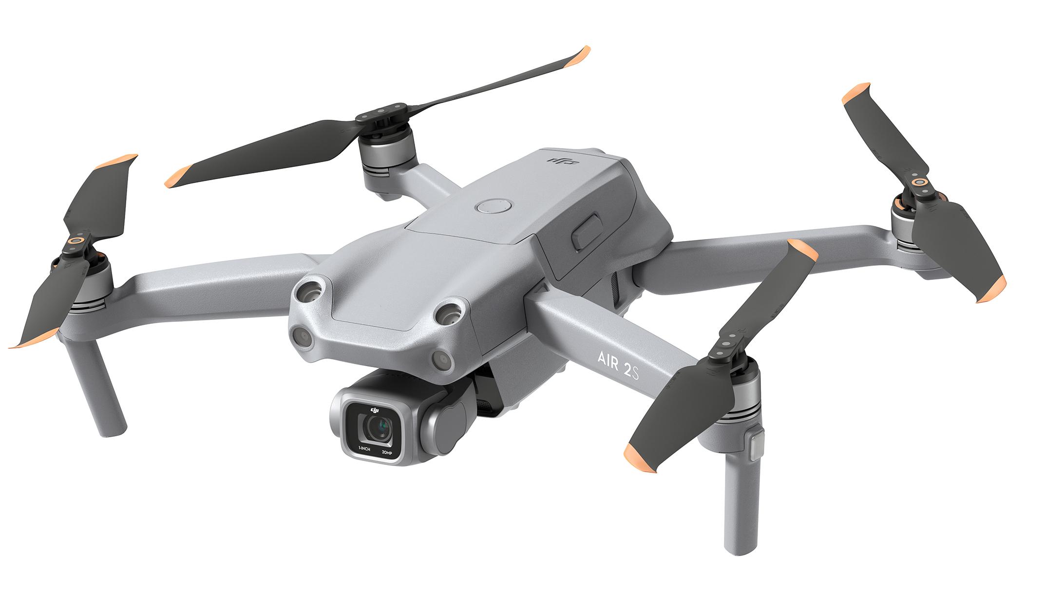 DJI Air 2s drone: major upgrade of Mavic Air 2 with 1