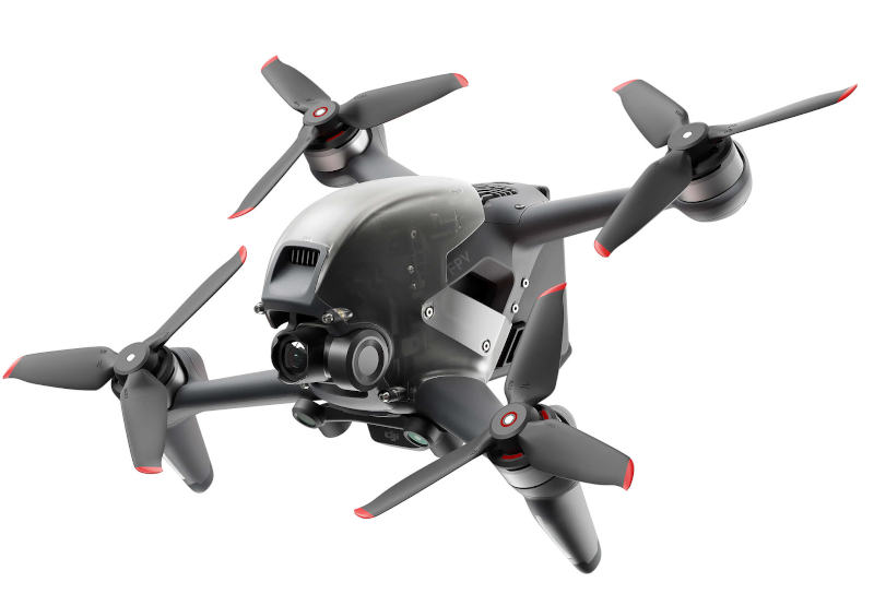 DJI FPV: New FPV drone with OcuSync 3.0 is up to 140 km/h fast