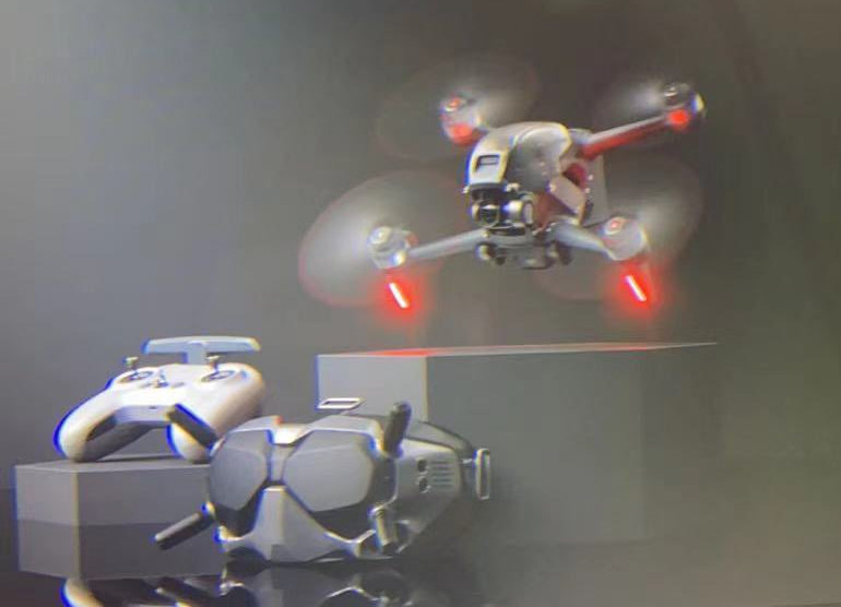New DJI drone specifically for FPV flights - what is already known