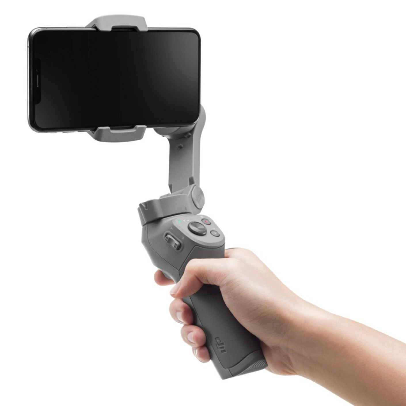New DJI Osmo Mobile 3 Smartphone Gimbal: smaller, foldable and more intelligent