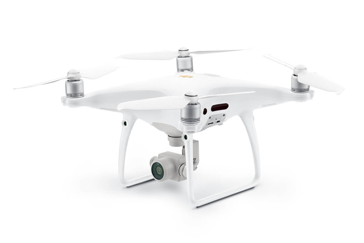 DJI Phantom 4 Pro V2.0 is now available again in Germany