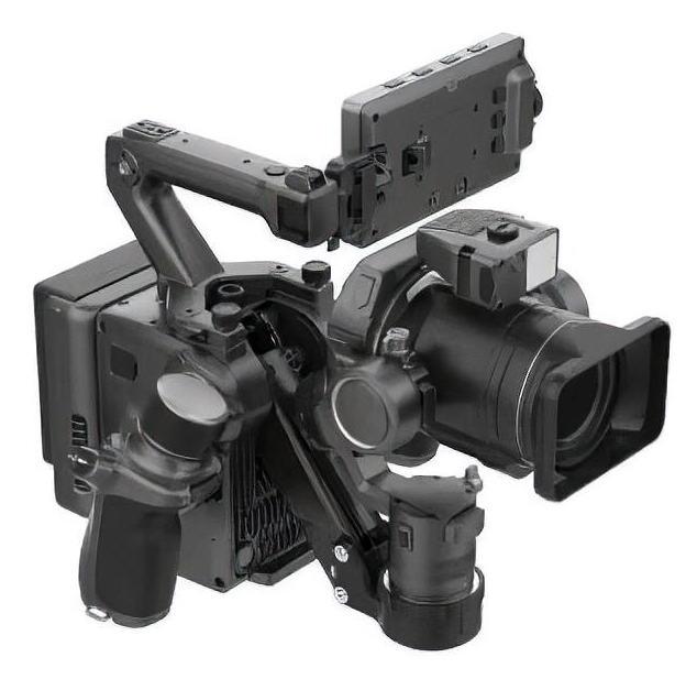 New photos of DJI Pro camera system leaked