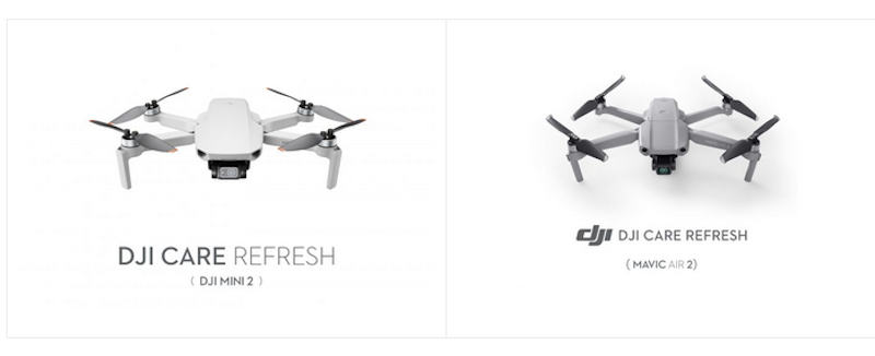 DJI Care Refresh now also covers drone flyaways