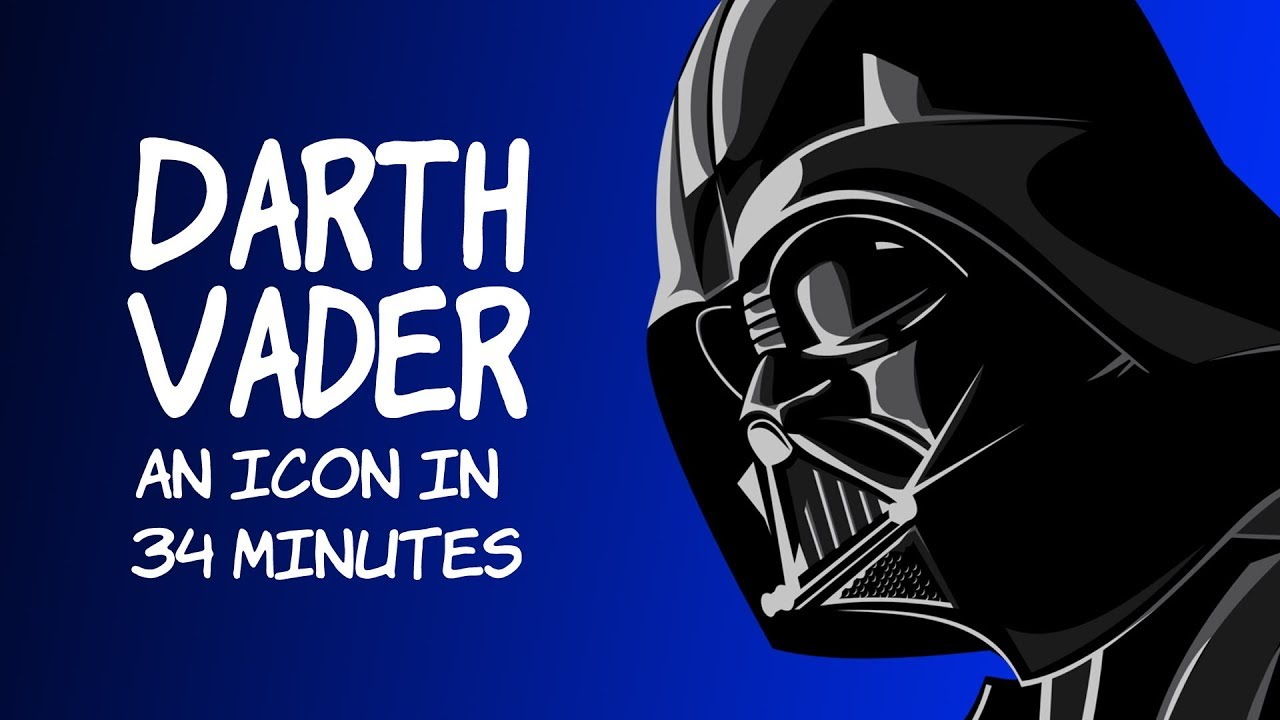 Movie analysis clip: Darth Vader in Star Wars - an icon with minimal screen presence