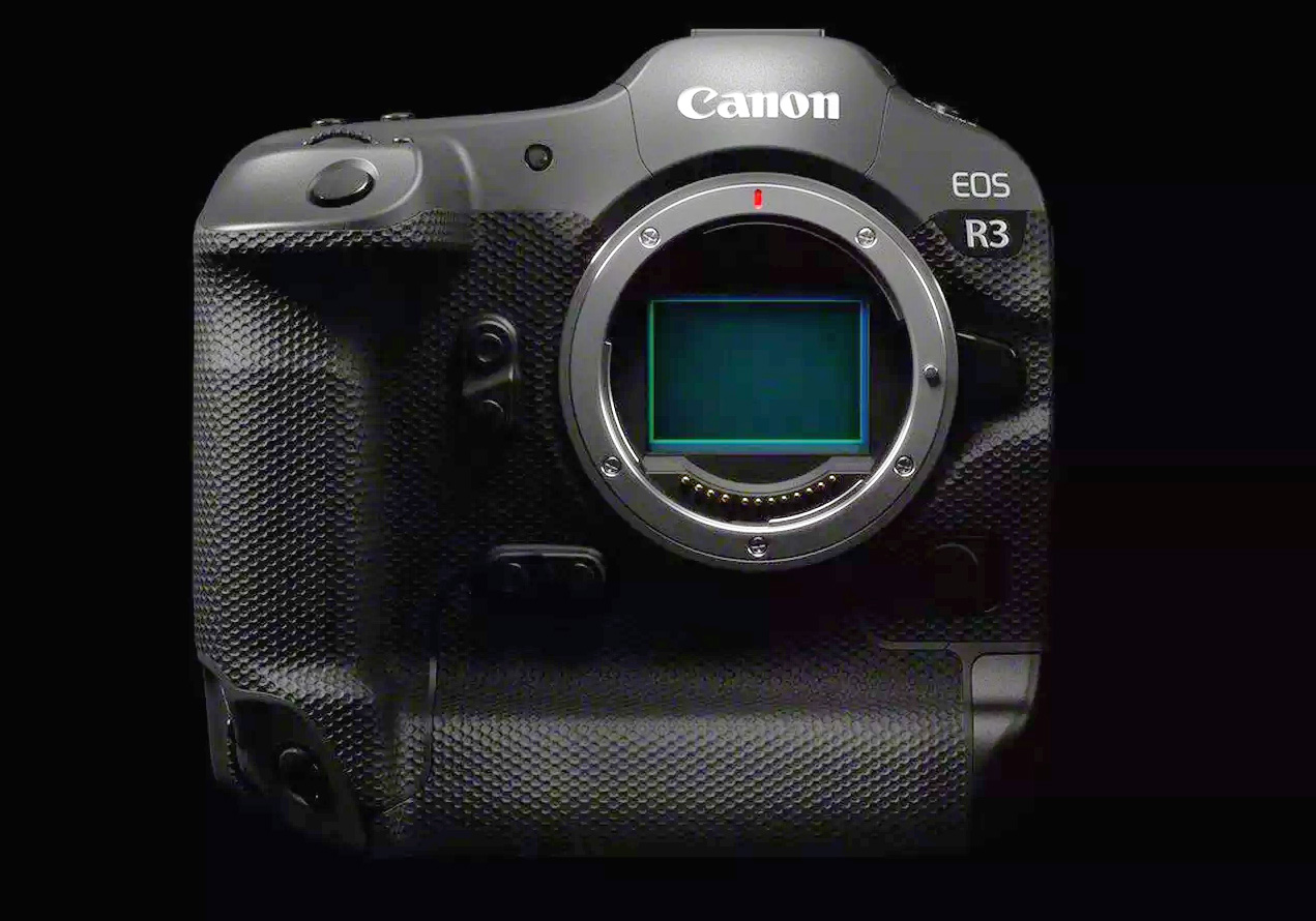 Canon releases first EOS R3 video specifications
