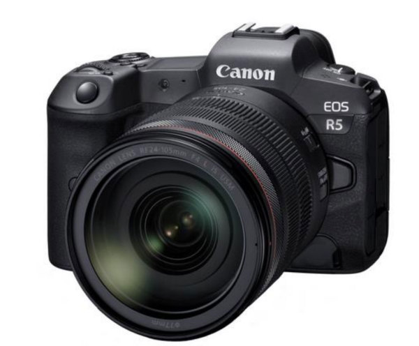 Canon EOS R6: Only 4K video but better image dynamics than the R5?
