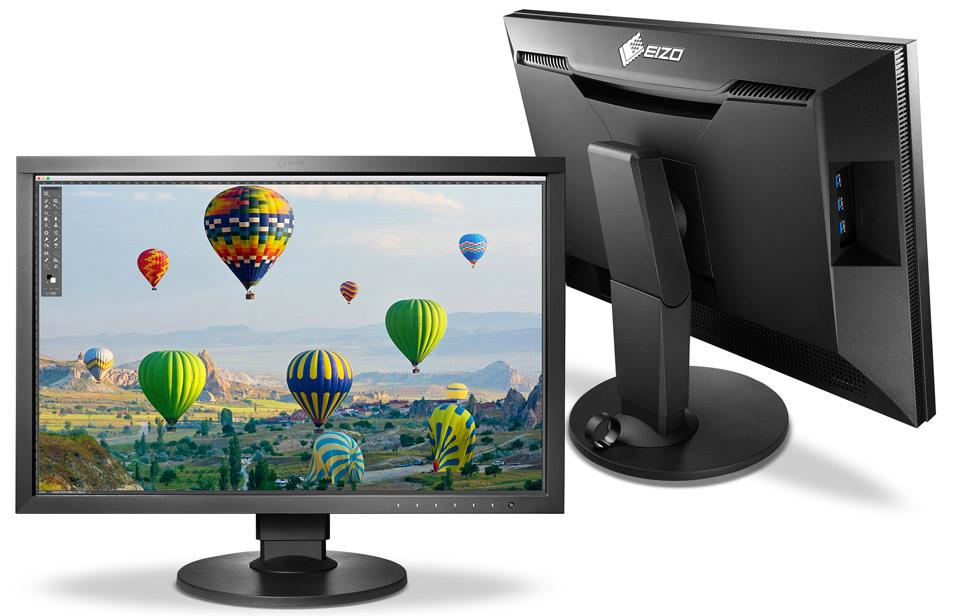 Eizo ColorEdge CS2410 Monitor with Hardware Color Calibration
