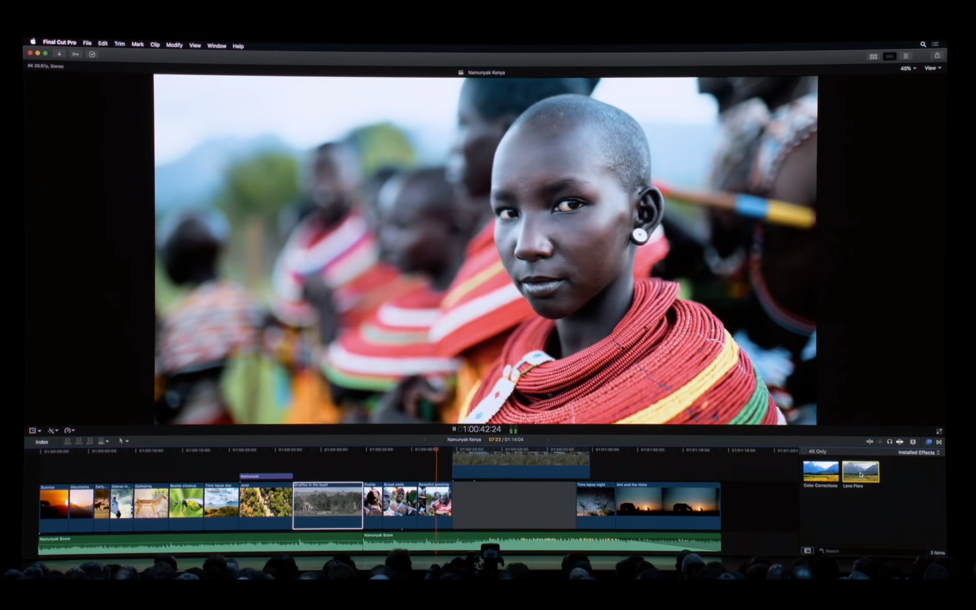 Where did the 8K ProRes RAW come from on Apple's WWDC? Some inconsistencies...