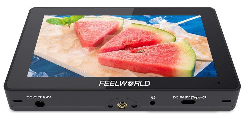 Feelworld F5 Pro: 5,5
