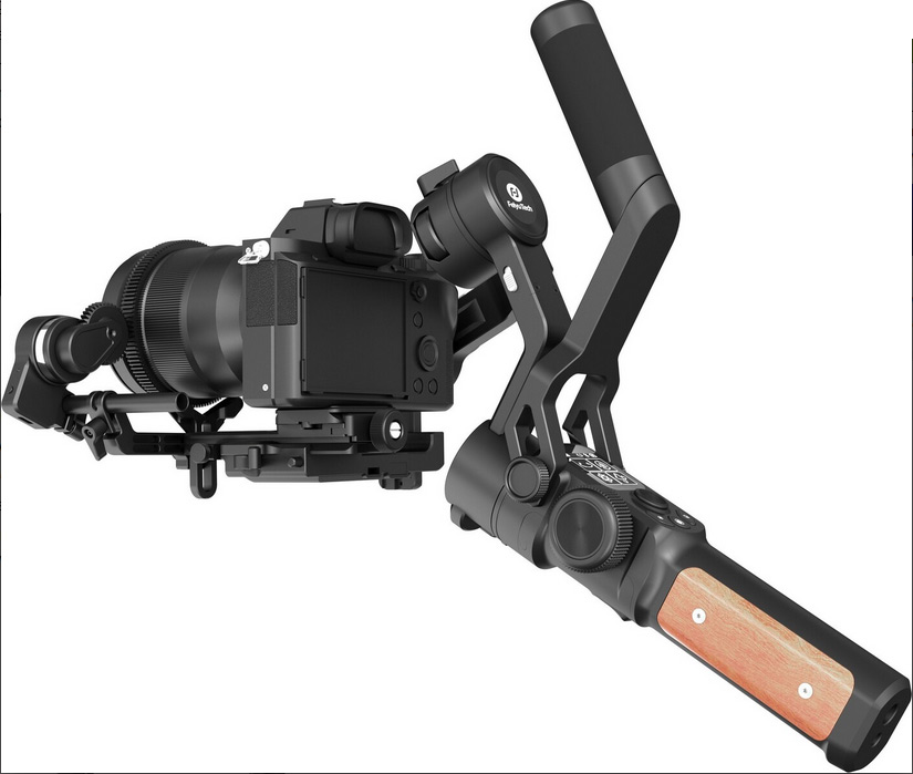FeiyuTech AK2000S: One-handed gimbal for cameras up to 2.2kg in weight