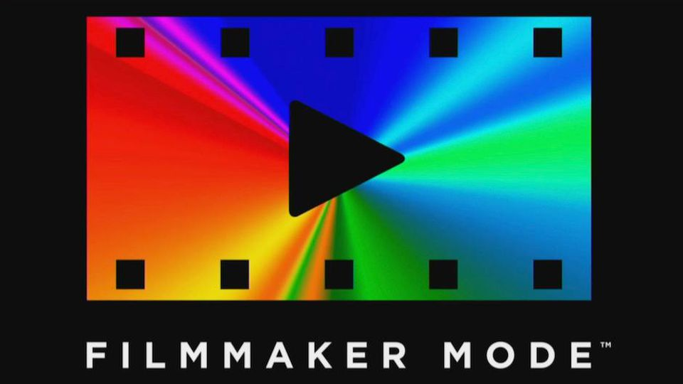 Filmmaker Mode for television gets further support