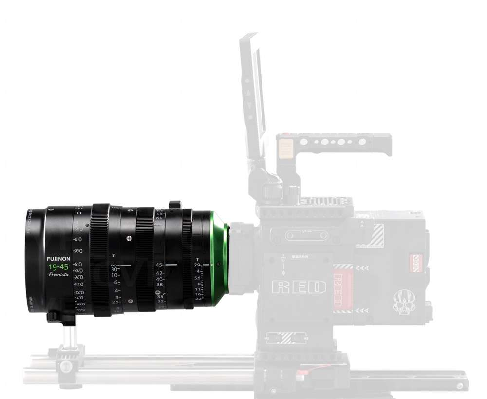 Fujinon expands Large Format series with Premista 19-45mm T2.9 zoom