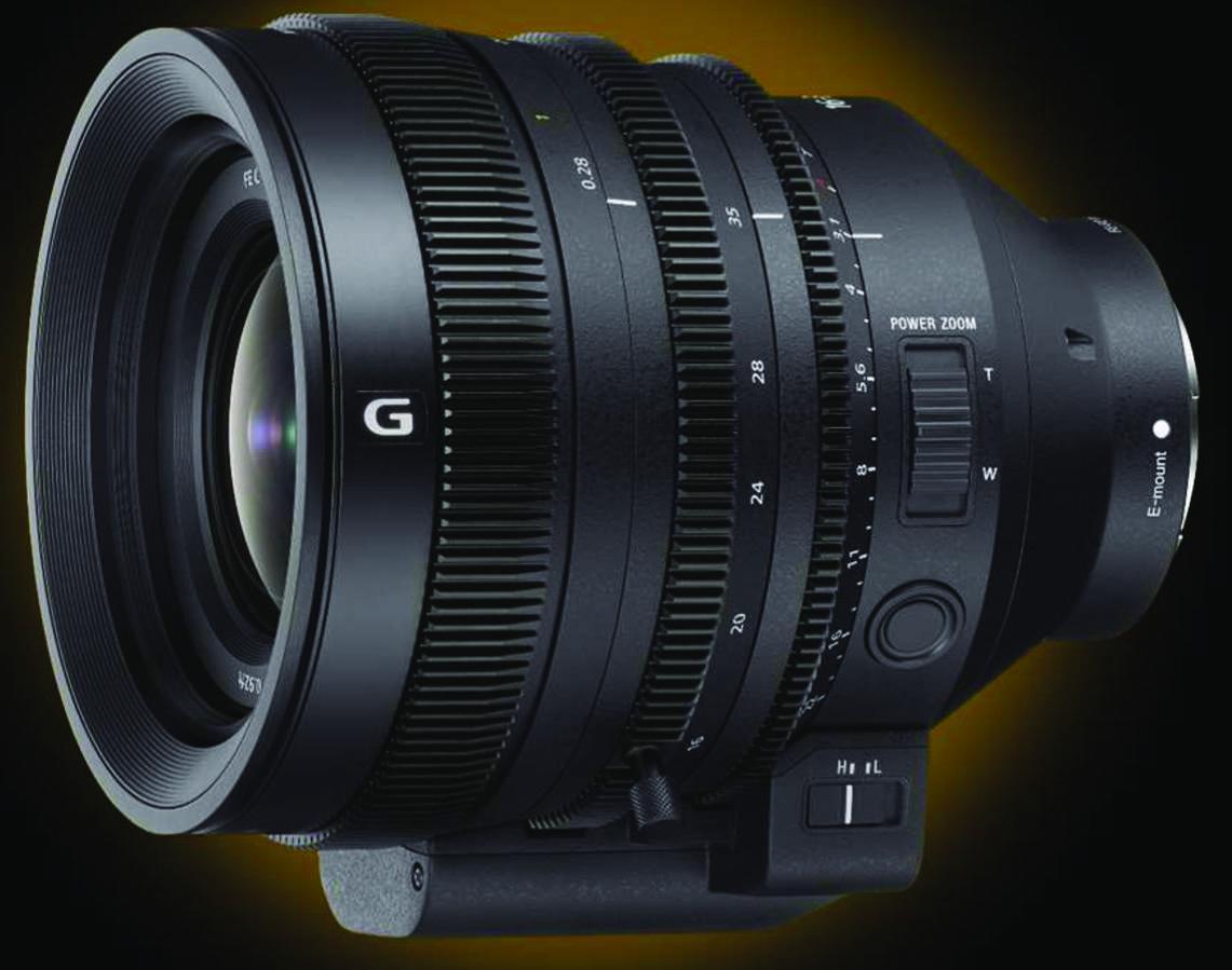 New Cinema Optics from Sony - FE C 16-35mm T3.1 G