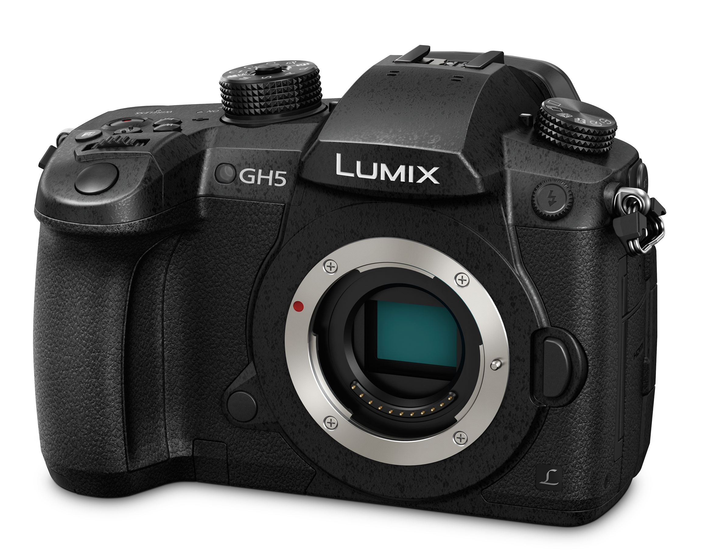 Panasonic's new GH Series: More info today at 16:00 ...