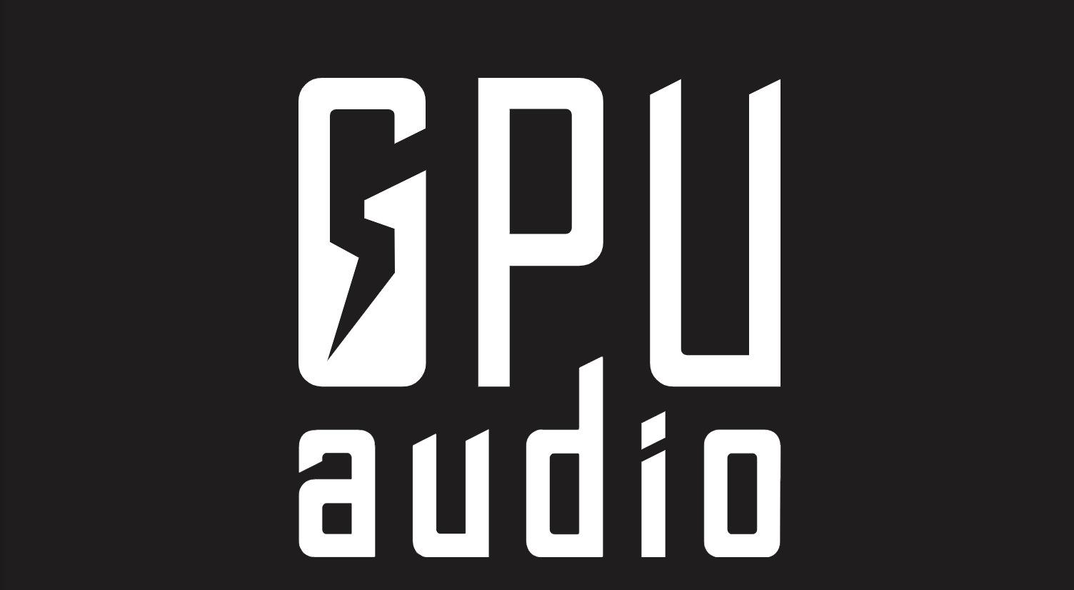 Calculate audio plugins on GPU