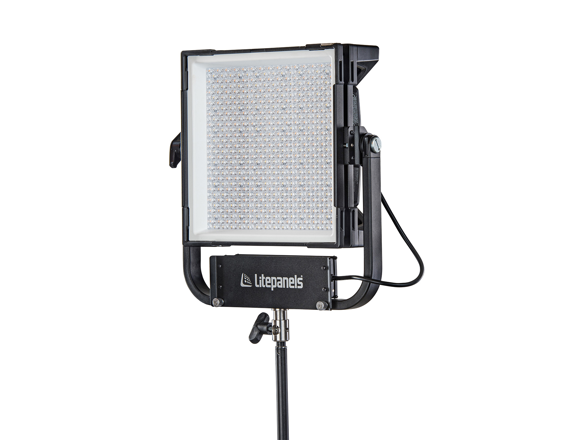 New Litepanels Gemini 1x1 Hard RGBWW LED Panel - brightest 1x1 LED panel in its class