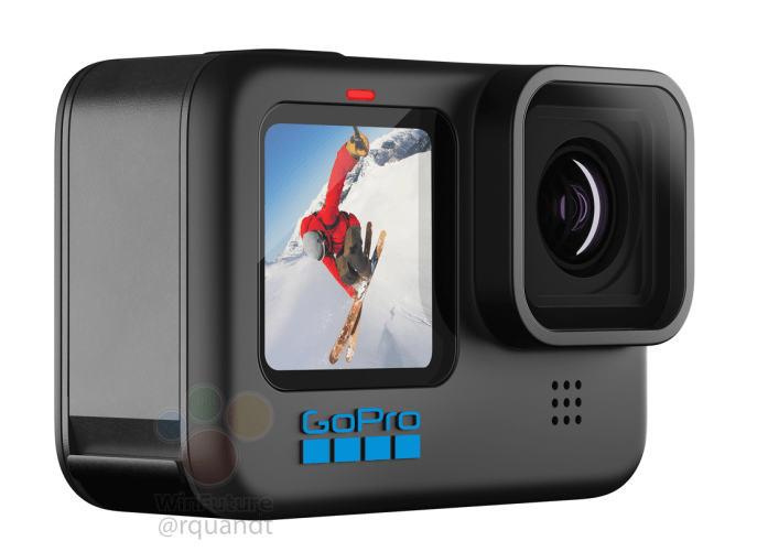 GoPro Hero 10 leak: 5.3K at 60 fps, 4K at 120 fps and improved image stabilization