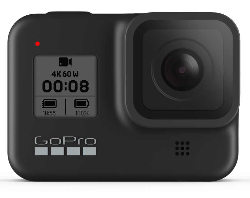 GoPro Hero 8 Black can now also be used as a webcam