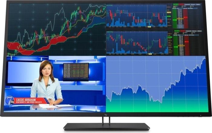 Neue Monitore von HP: 4K, USB-C, 10 Bit und ein 43 Zoll für unter 1000 Euro
