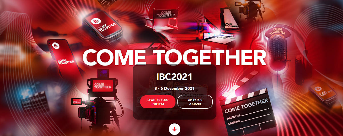 NAB 2021 takes place in October - IBC 2021 is postponed to December
