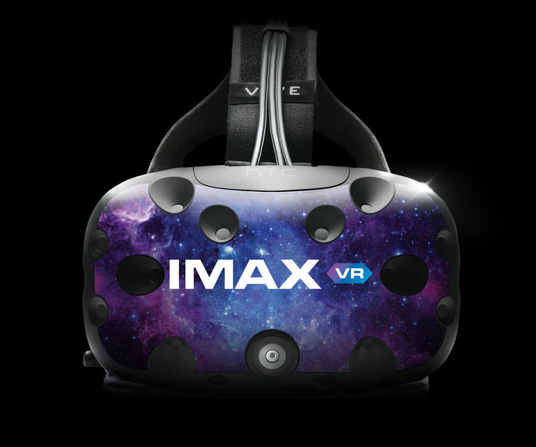 IMAX shuts down its VR locations