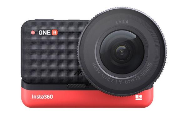 Insta360 ONE R gets 50p option and Horizon Lock via new firmware