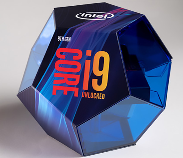 Finally desktop eight-core from Intel - Core i9-9900K and Core i7-9700K