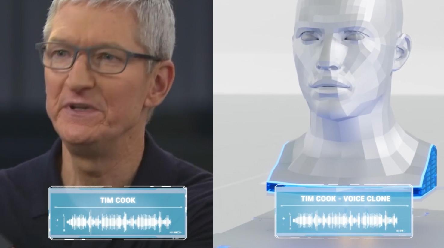 Professional AI speakers for everyone? MARVEL.ai