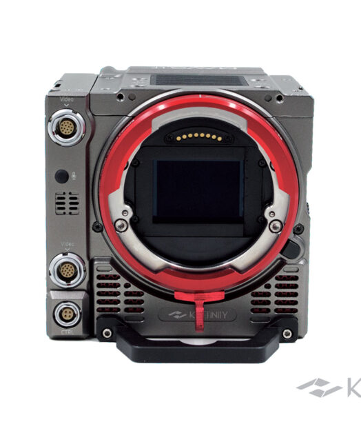 Kinefinity withdraws internal RAW capture on all current cameras - RED patent?