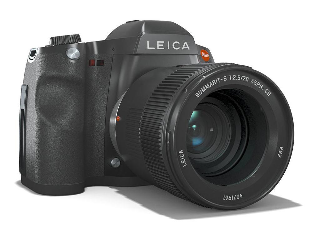 Leica S3 medium format camera: DCI-4K 4:2:2 video capture with full sensor area