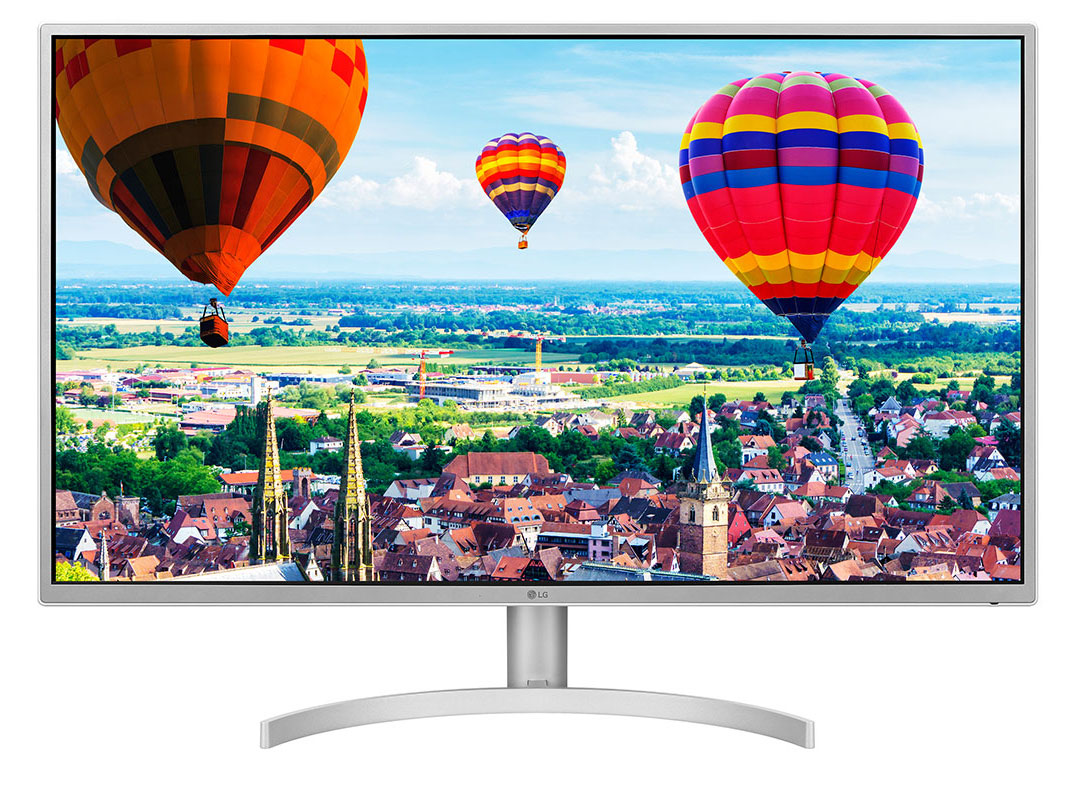 LG 32QK500-W: Cheap entry-level 31.5