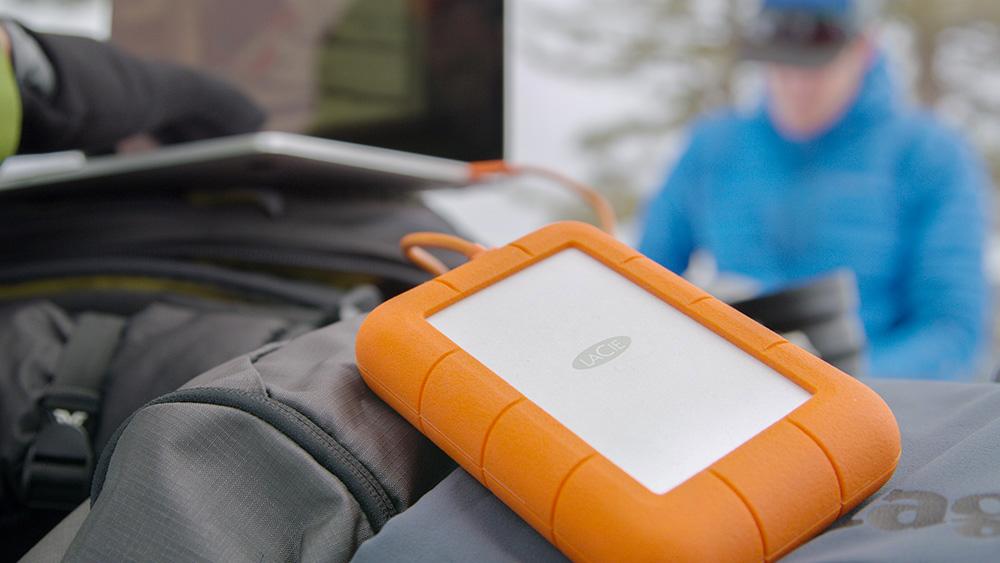 Slashcam News Lacie Rugged Raid Pro Portable 2x2 Tb