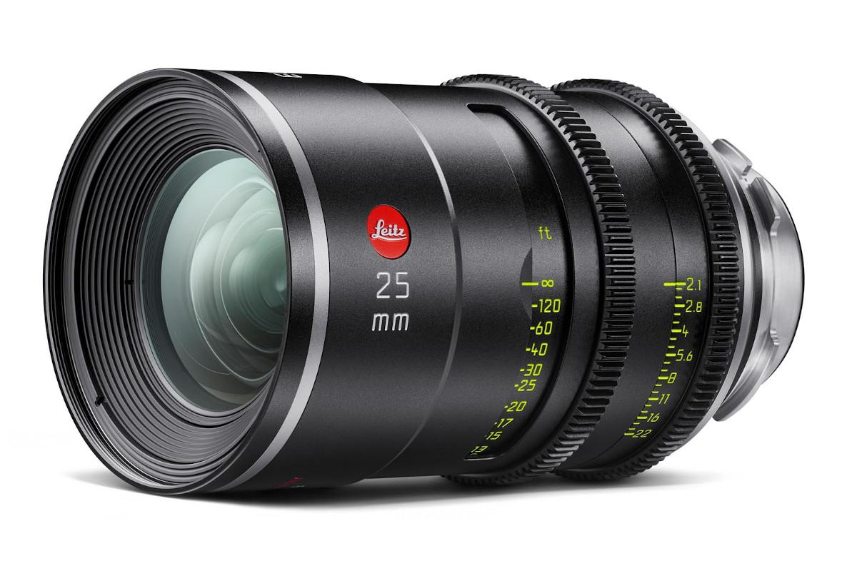 Leitz ELSIE: 13 new full-frame Cine Prime lenses for 19,000 euros each