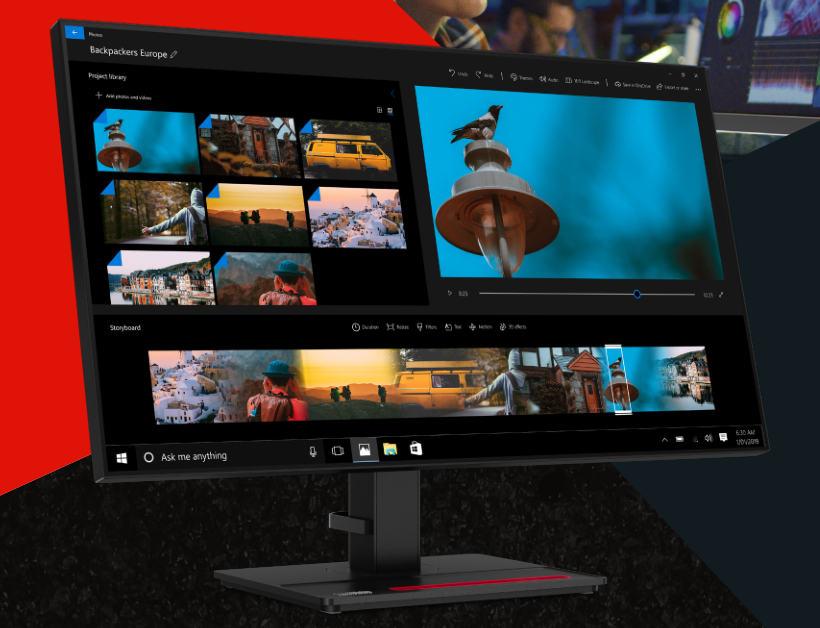 Lenovo ThinkVision Creator Extreme: Professional 27