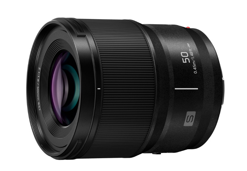 Second affordable full-frame prime for L-mount - Panasonic LUMIX S 50mm F1.8