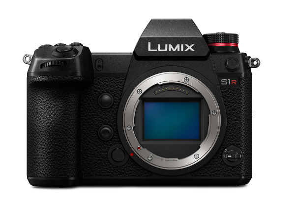 Update for Panasonic Lumix S1 brings 10 Bit V-Log and Waveform Monitor