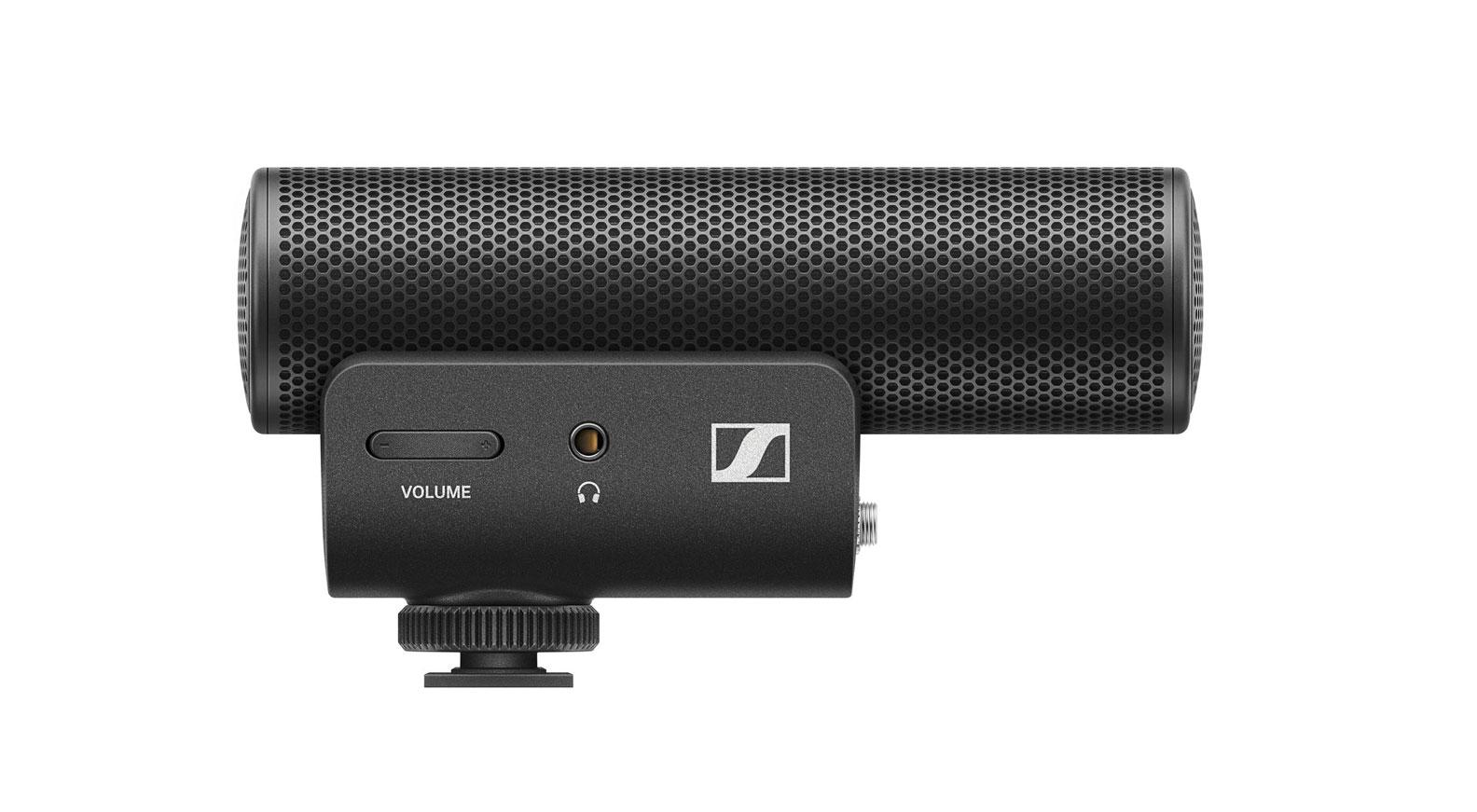 New shotgun microphone for smartphones and DSLMs - Sennheiser MKE 400