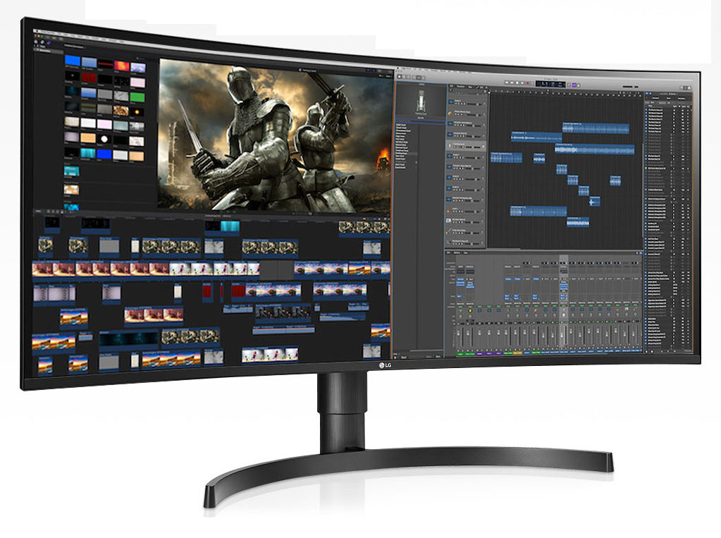 LG 34WN80C: Extra wide UWQHD monitor with HDR10 and USB-C