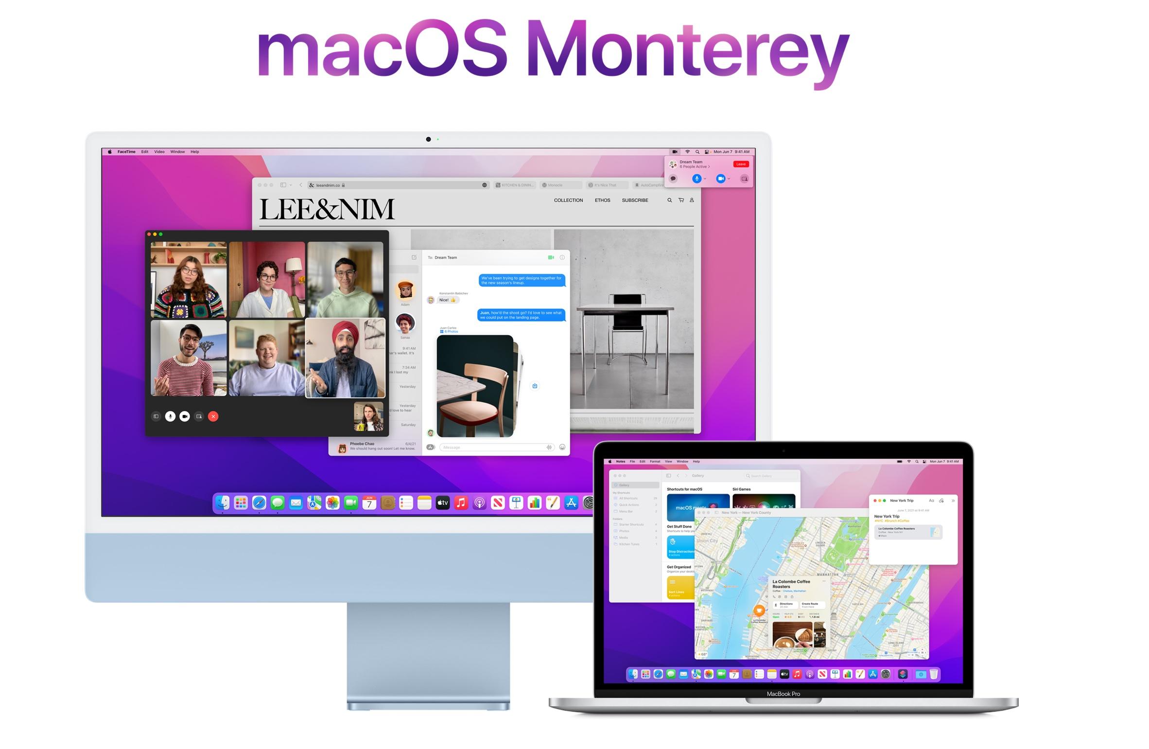 Apple WWDC: Better video conferencing, multitasking, privacy and stronger platform integration