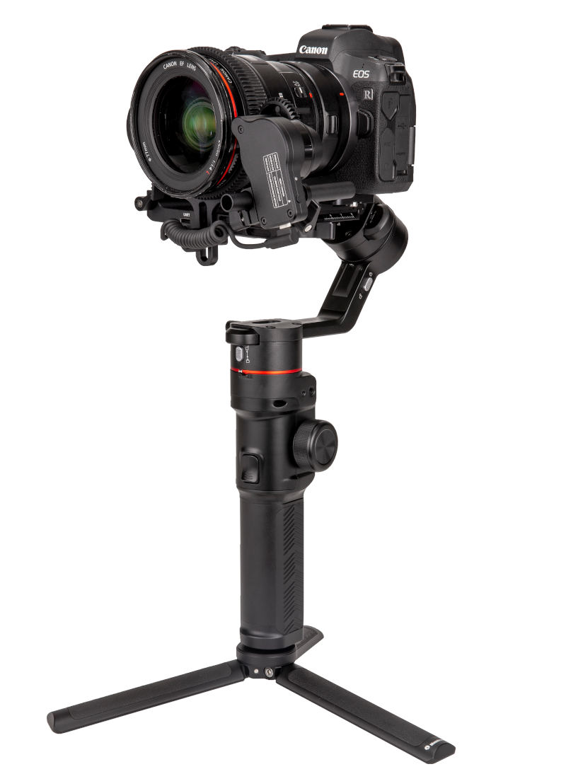 Gimbals from Manfrotto for the first time - and a gimbal boom