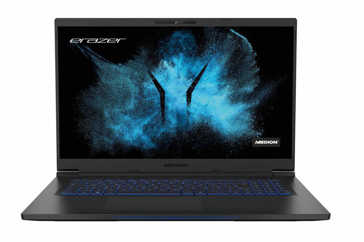 New high-end notebook at ALDI with AMD Ryzen 9 5900HX, 64 GB RAM and GeForce RTX 3080