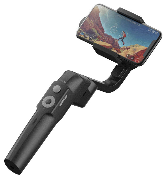 Moza Mini-S: The smartphone Gimbal with the intelligent movie modes