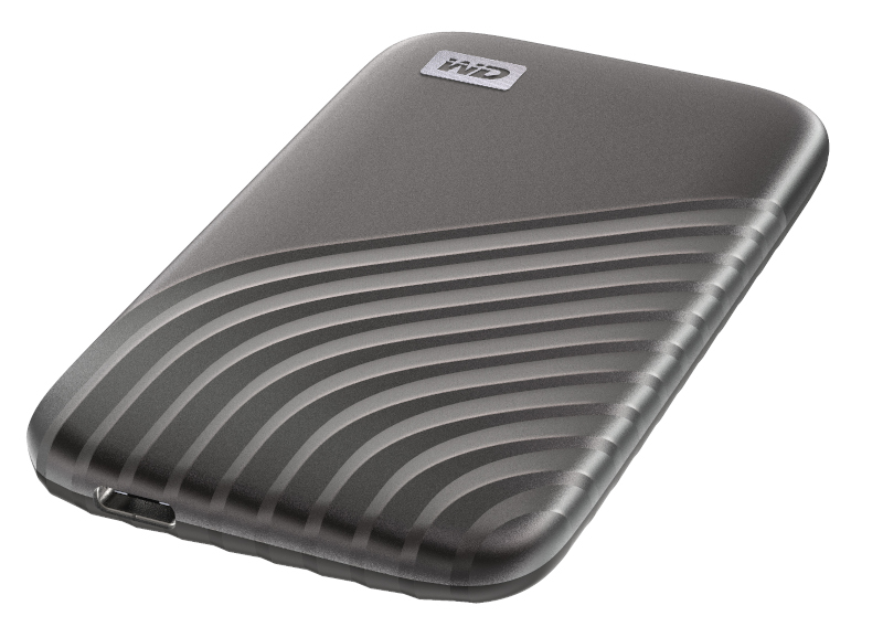 Western Digital: New portable hard drive My Passport SSD with up to 1,050 MB/s