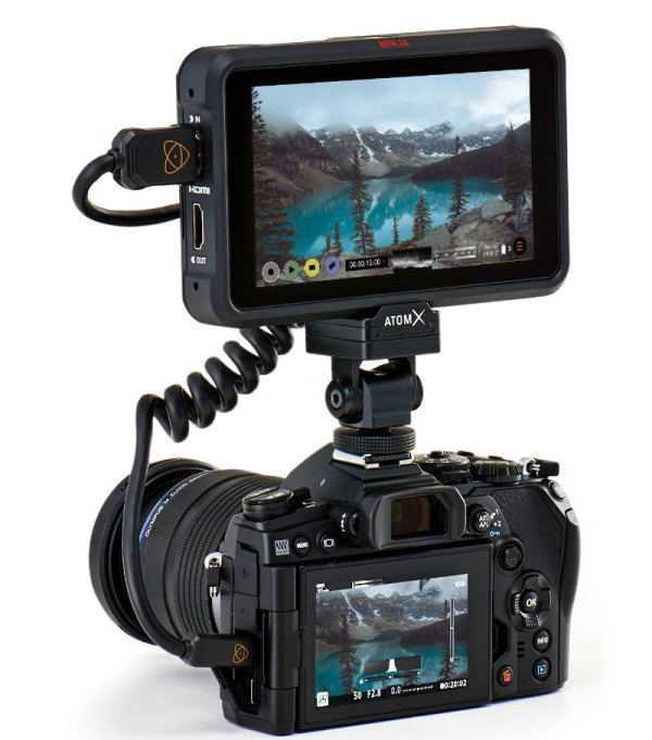 AtomOS 10.67 brings support for ProRes RAW metadata from Sony FX9/FX6 and FujiFilm GFX100