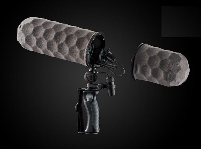 Rycote Nano-Shield: New lighter professional windshield for microphones