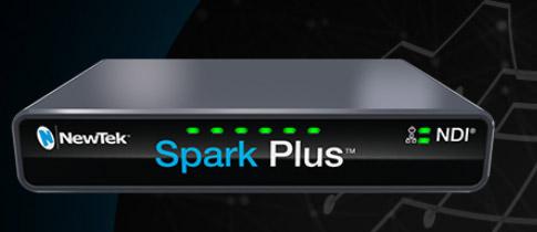 NewTek-Spark-Plus