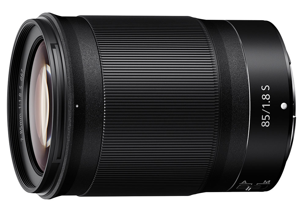 Nikon introduces fixed focal length portrait Nikkor Z 85mm 1:1.8 S for mirrorless full frame cameras