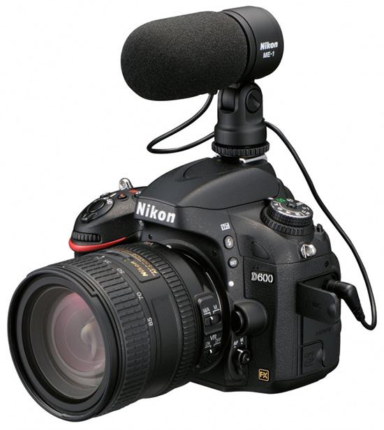 Nikon-D600-mic