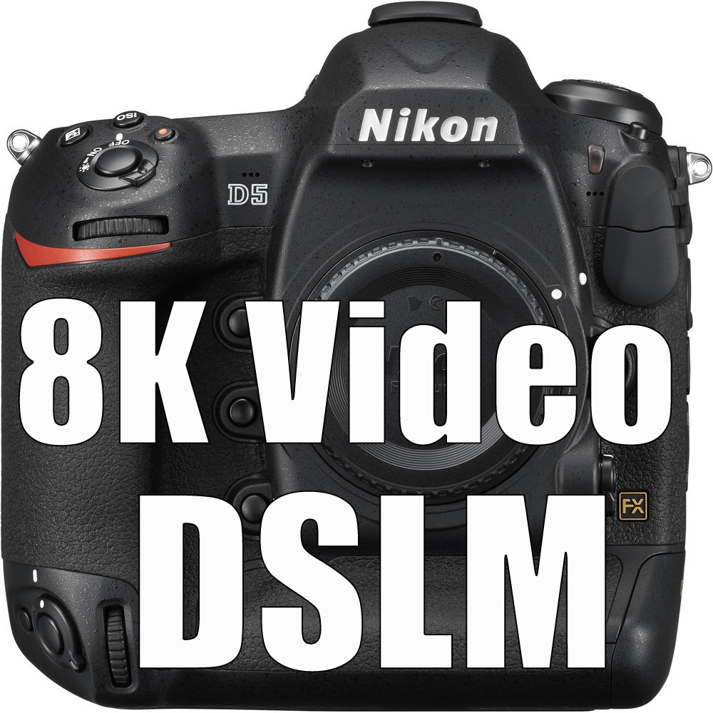 Nikon's mirrorless D5 alternative approaching - 8K video and internal ProRes RAW recording?
