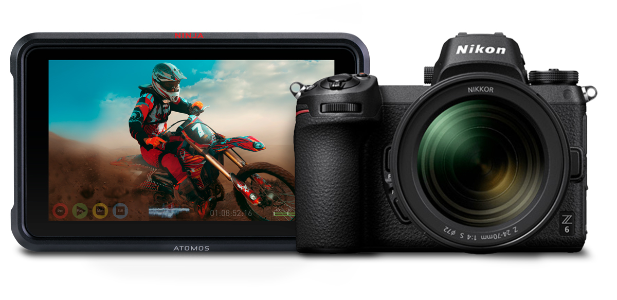Further CES information on Nikon, RAW and Atomos